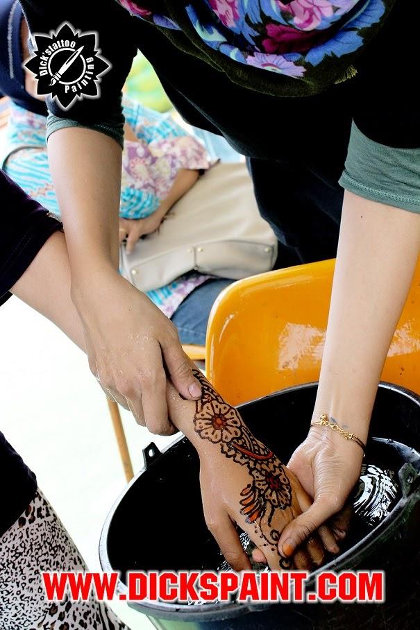 henna tattoo jakarta
