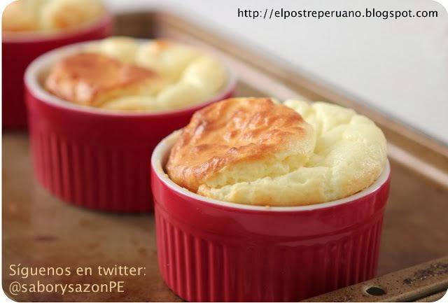Receta del postre Soufflé grand manier - Sufflé - Recipes  - elpostreperuano.blogspot.com