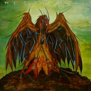 Westfalen - Devil\'s Race (EP) (1985)