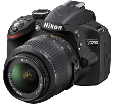 Review Harga Kamera Nikon D3200