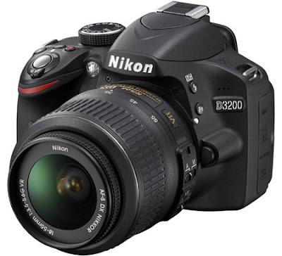 Daftar Harga Kamera Nikon DLSR Terbaru November 2013
