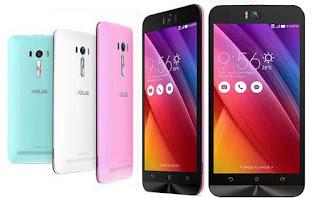 Harga Asus Zenfone Selfie ZD551KL, Spesifikasi Kamera Selfie Beresolusi 13 Mega Piksel