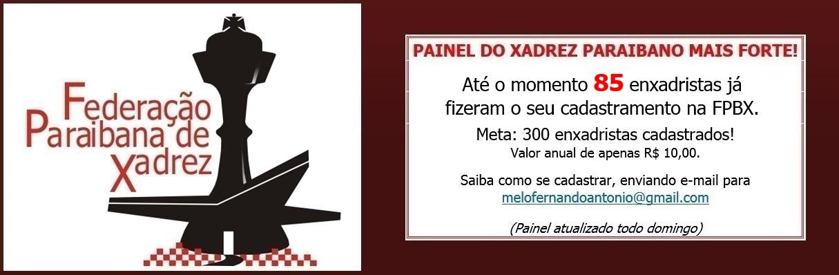 Federação Paraibana de Xadrez