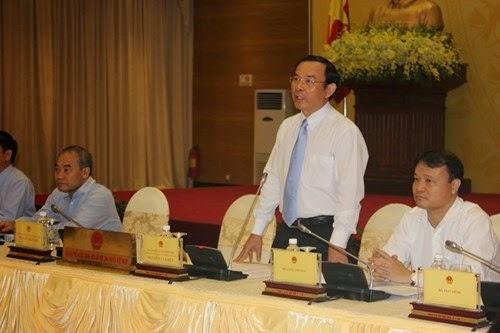 Bộ trưởng - Chủ nhiệm VPCP Nguyễn Văn Nên.