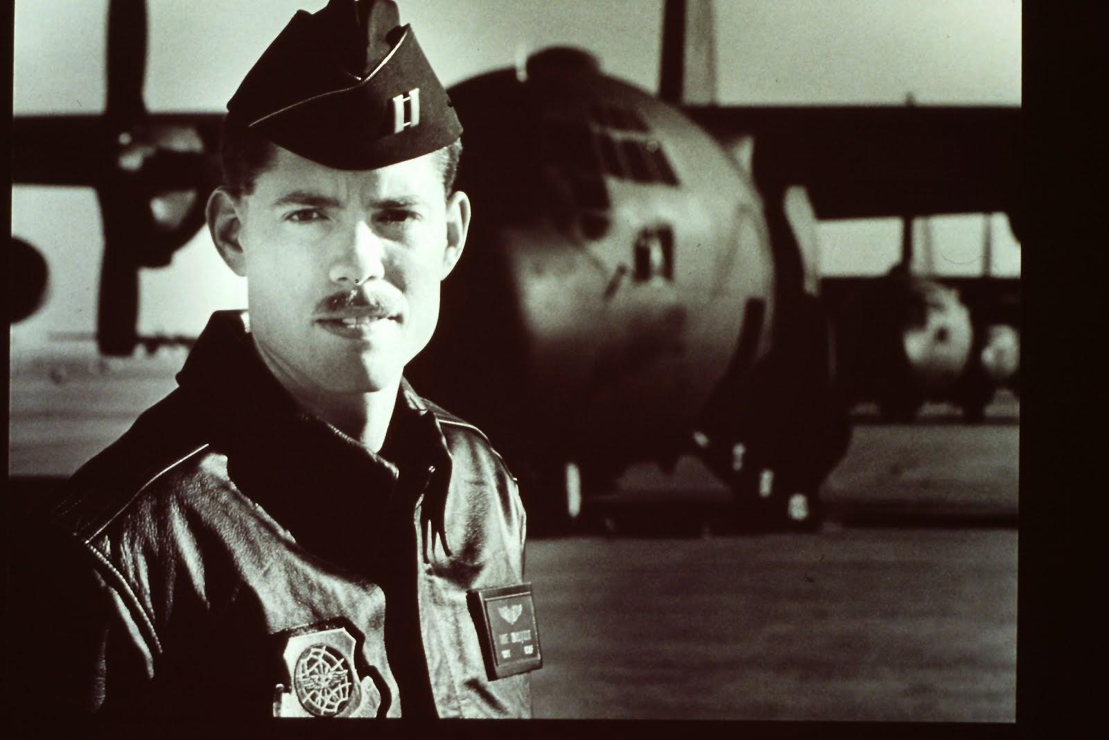 Capt. David Tingquest, 1987