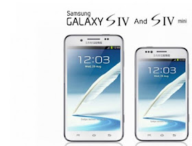 Samsung Galaxy S 4(S IV) and S4 mini