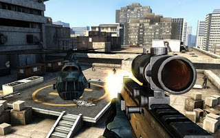 Modern Combat 3 Fallen Nation Android Game