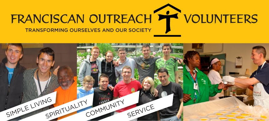 Franciscan Outreach Volunteers