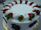 FRUITY CHESEE CAKE