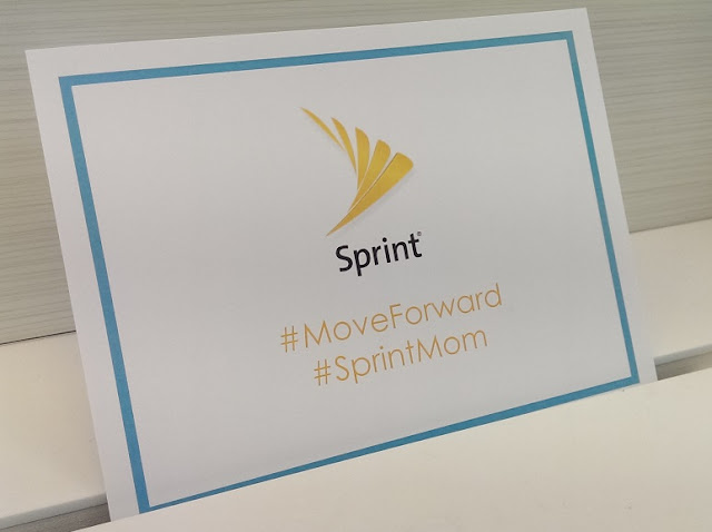 Sprint #SprintMom #MoveForward