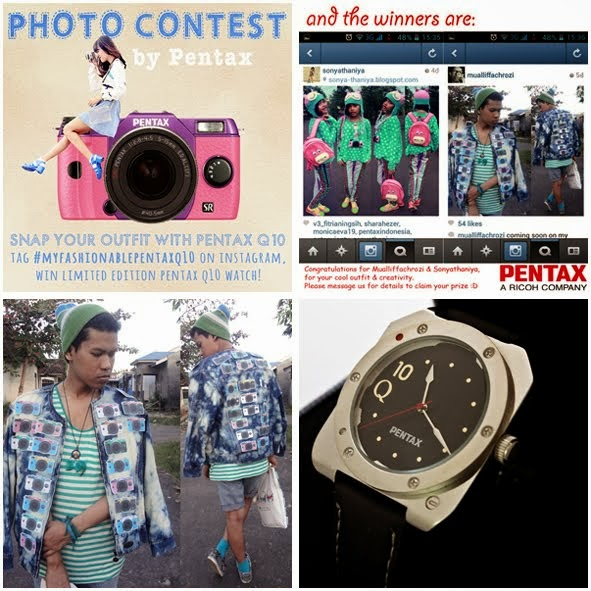 Pentax Photo Contest