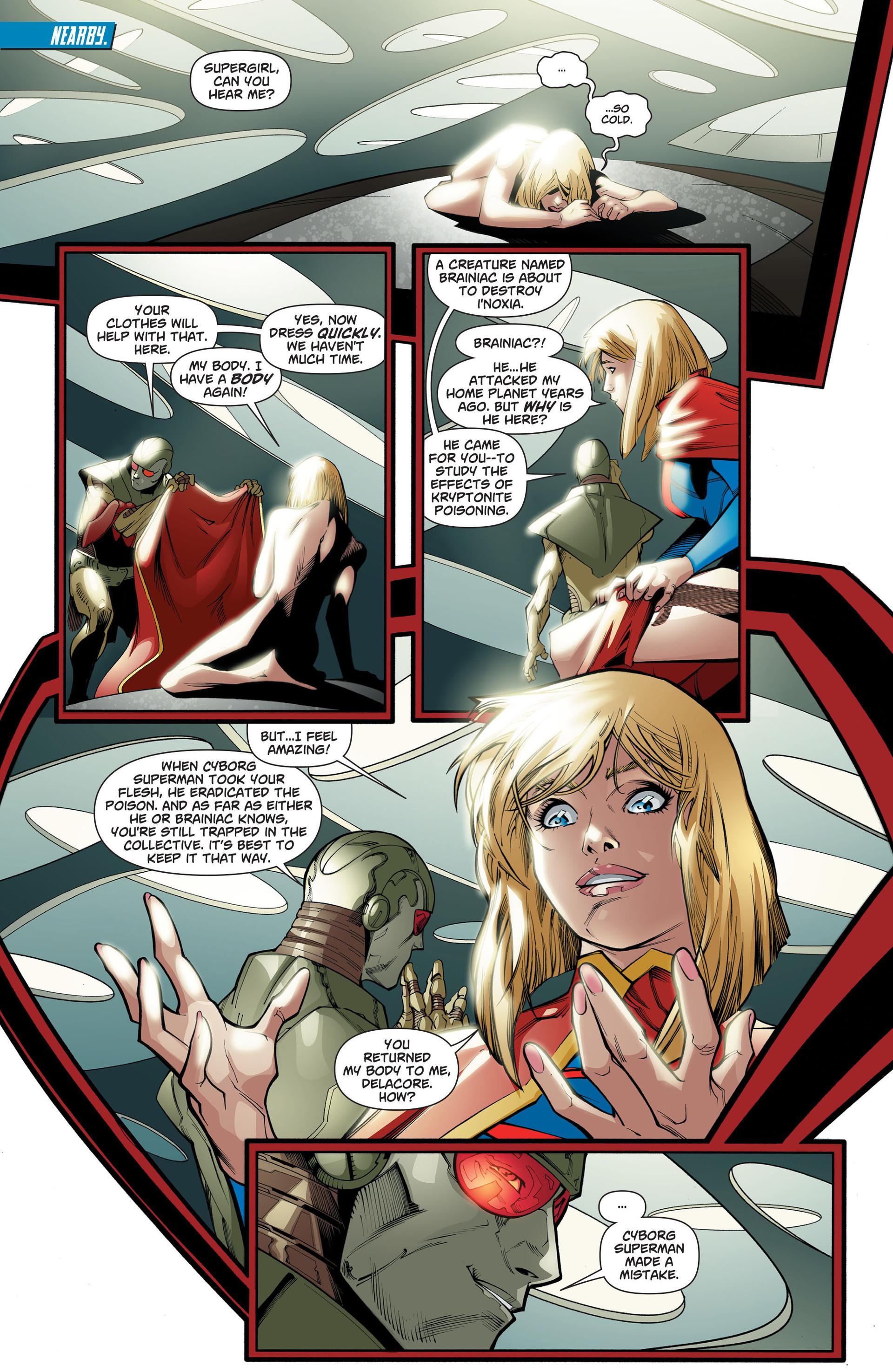 Supergirl (2011) Issue #24 #26 - English 16
