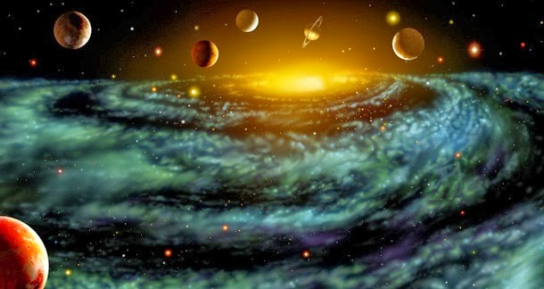 Todo o universo primordial poderia ter sido habitável