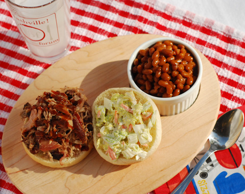 smoked pork butt, BGE, kamado, Grill Dome, Vision, Primo