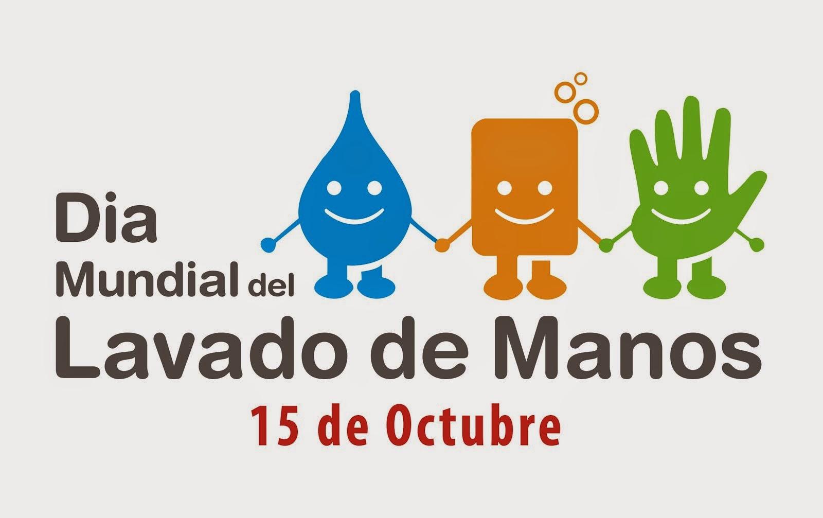 Programa hábitos de vida saludable: Día Mundial del Lavado de Manos ...