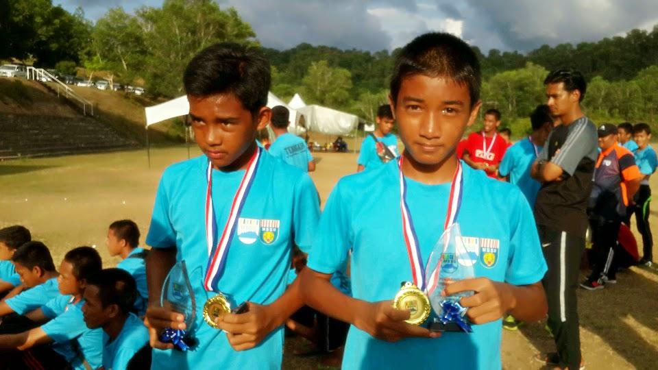 Pertandingan Bola Sepak Majlis Sukan Sekolah Sekolah Sabah