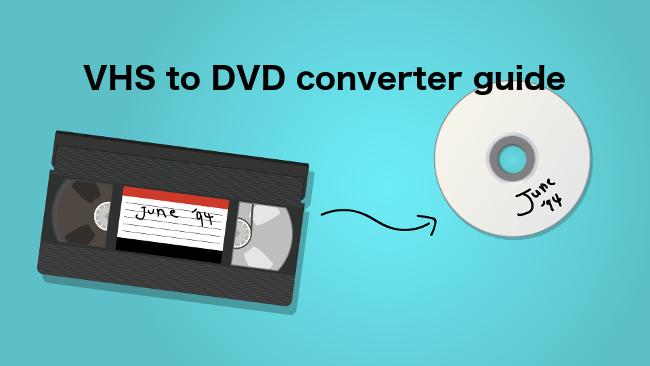 vhs to dvd converter guide. Black Bedroom Furniture Sets. Home Design Ideas