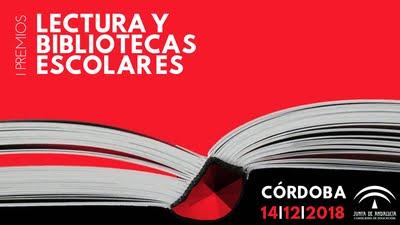 I Premios Lectura y Bibliotecas Escolares.