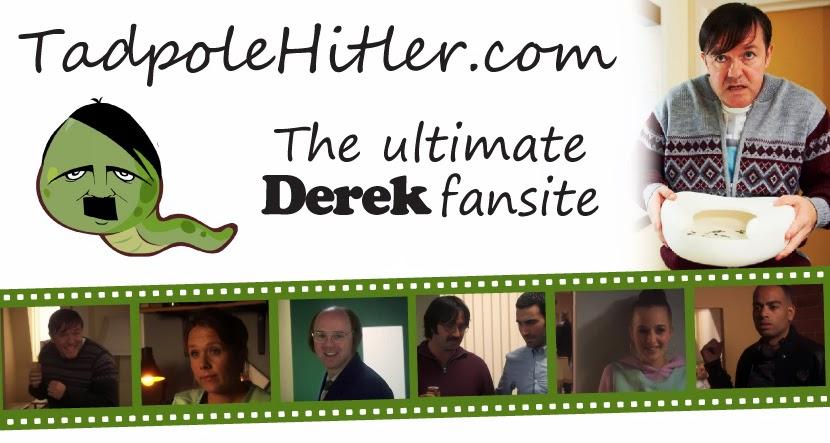 Tadpole Hitler | Derek fan site