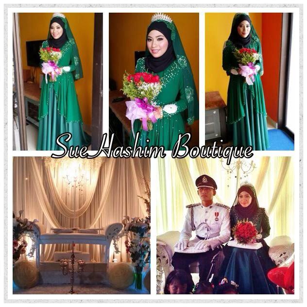 Pakej Perkahwinan Adila dan Adzhar