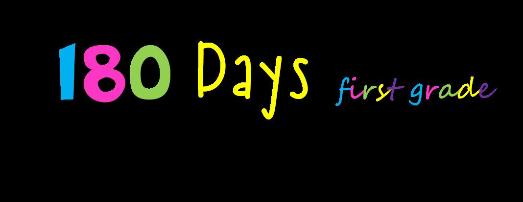 180 Days in Kindergarten