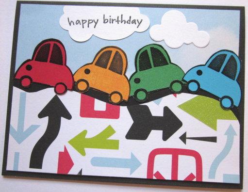 Carol Harterys Creations Birthday Cards