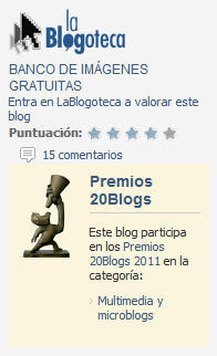 Estamos en 20Blogs