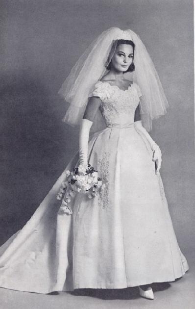 Vestidos novia 1970