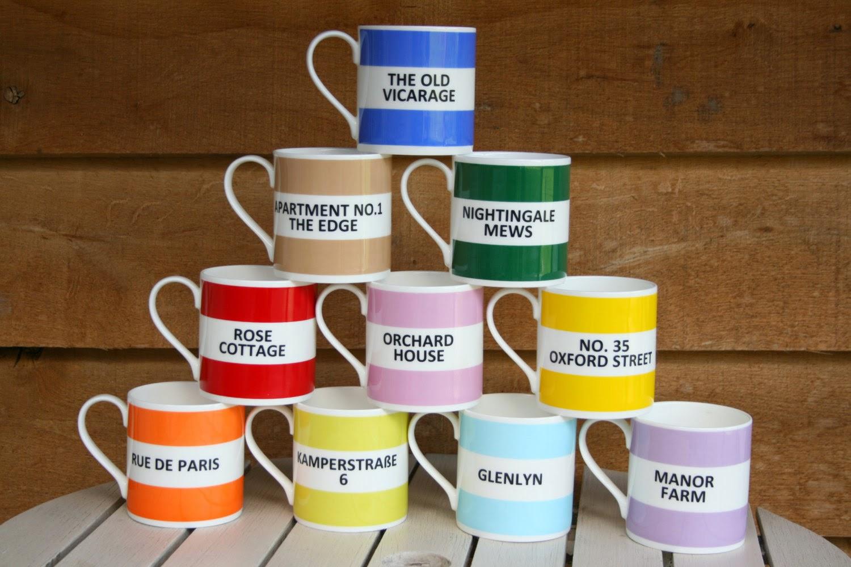 Penguin Book Cover Mugs : The frivolous bibliophile personalized penguin book