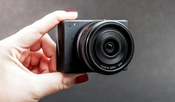 E1 Z Camera. Digitalizer