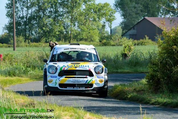 Coupe de France: Rallye du Marquenterre