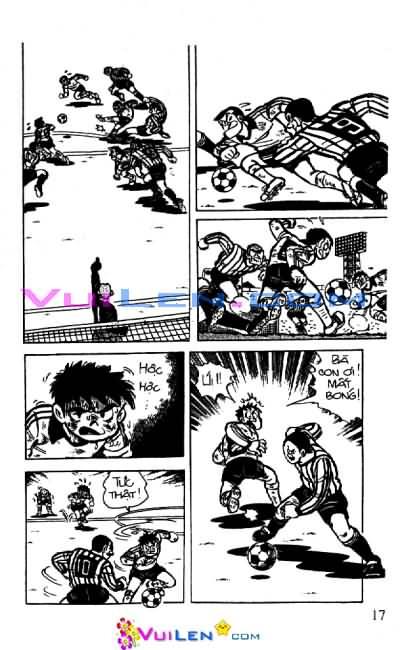 Jindodinho - Đường Dẫn Đến Khung Thành III  Tập 10 page 17 Congtruyen24h