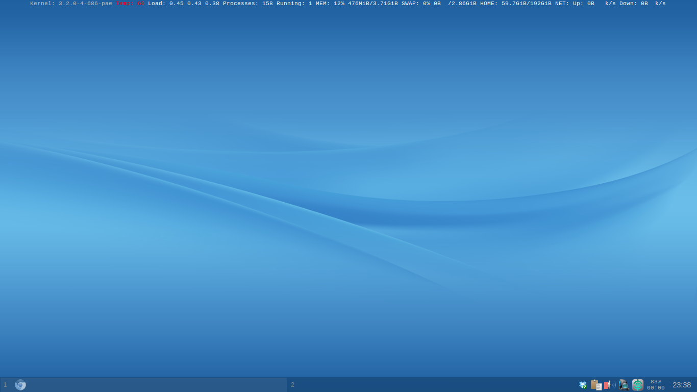Linux BSD And Everything Else Screenshots