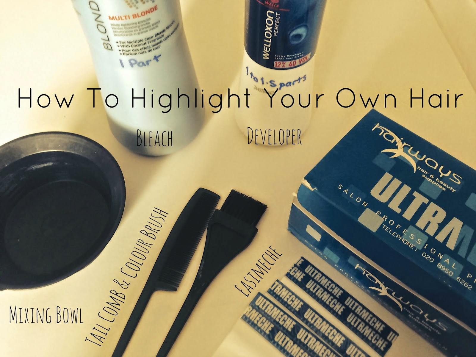 How-to-highlightyour-own-hair-home-highlighting