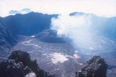 Misteri Gunung Raung