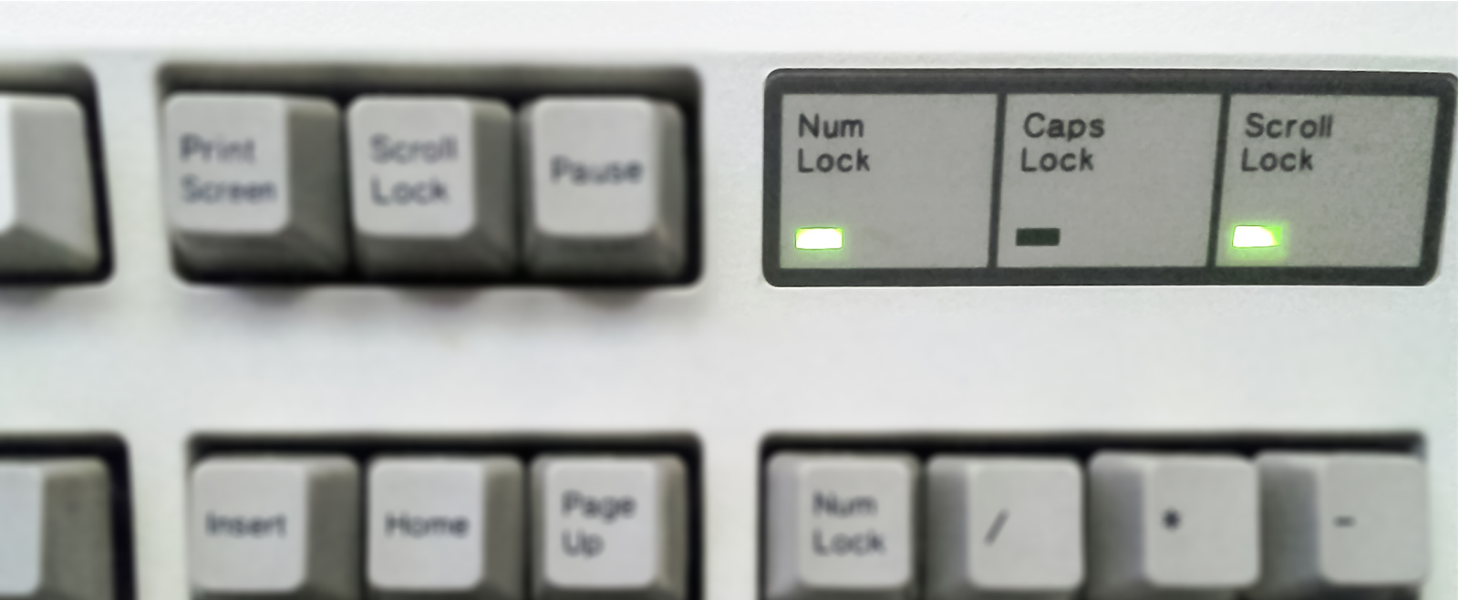 This will allow you to toggle the toggle keys tone on or off by holding down the num lock key for 5 seconds