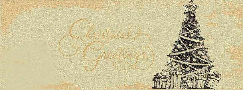 Ảnh bìa Giáng Sinh Noel đẹp cho Facebook - Cover Noel