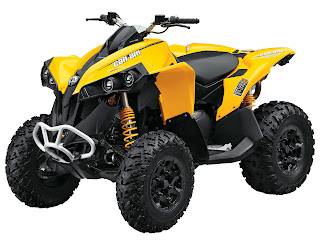 2013 Can-Am Renegade 800R ATV pictures 2