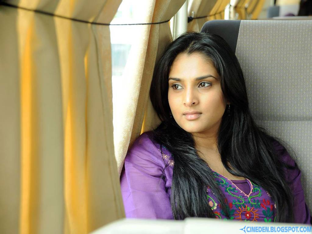 Divya Spandana at it Again