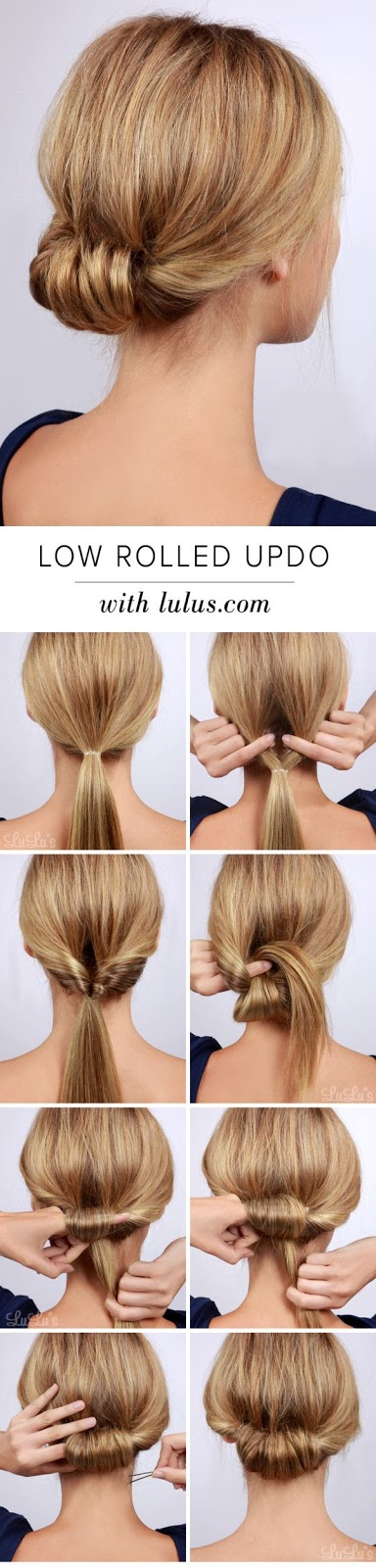 diy hairstyles pinterest