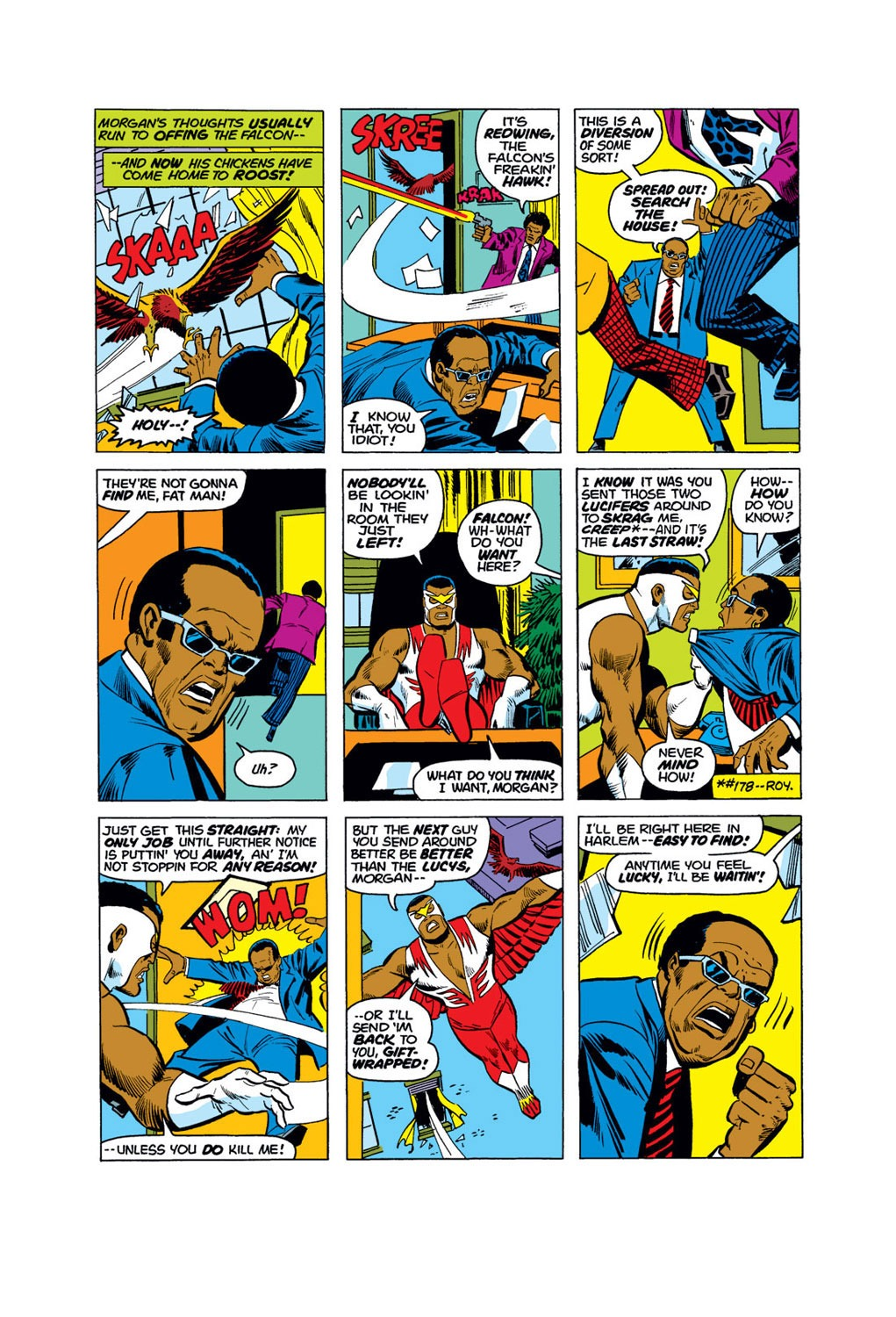 Captain America (1968) Issue #179 #93 - English 6