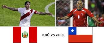 Ver Online Chile y Perú en Partido Amistoso Internacional / Viernes 10 Octubre 2014 (HD)