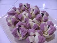 Resep Cara Membuat Bolu Kukus Blueberry