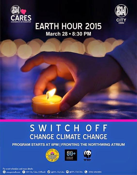 Earth-Hour-SM-City-Cebu
