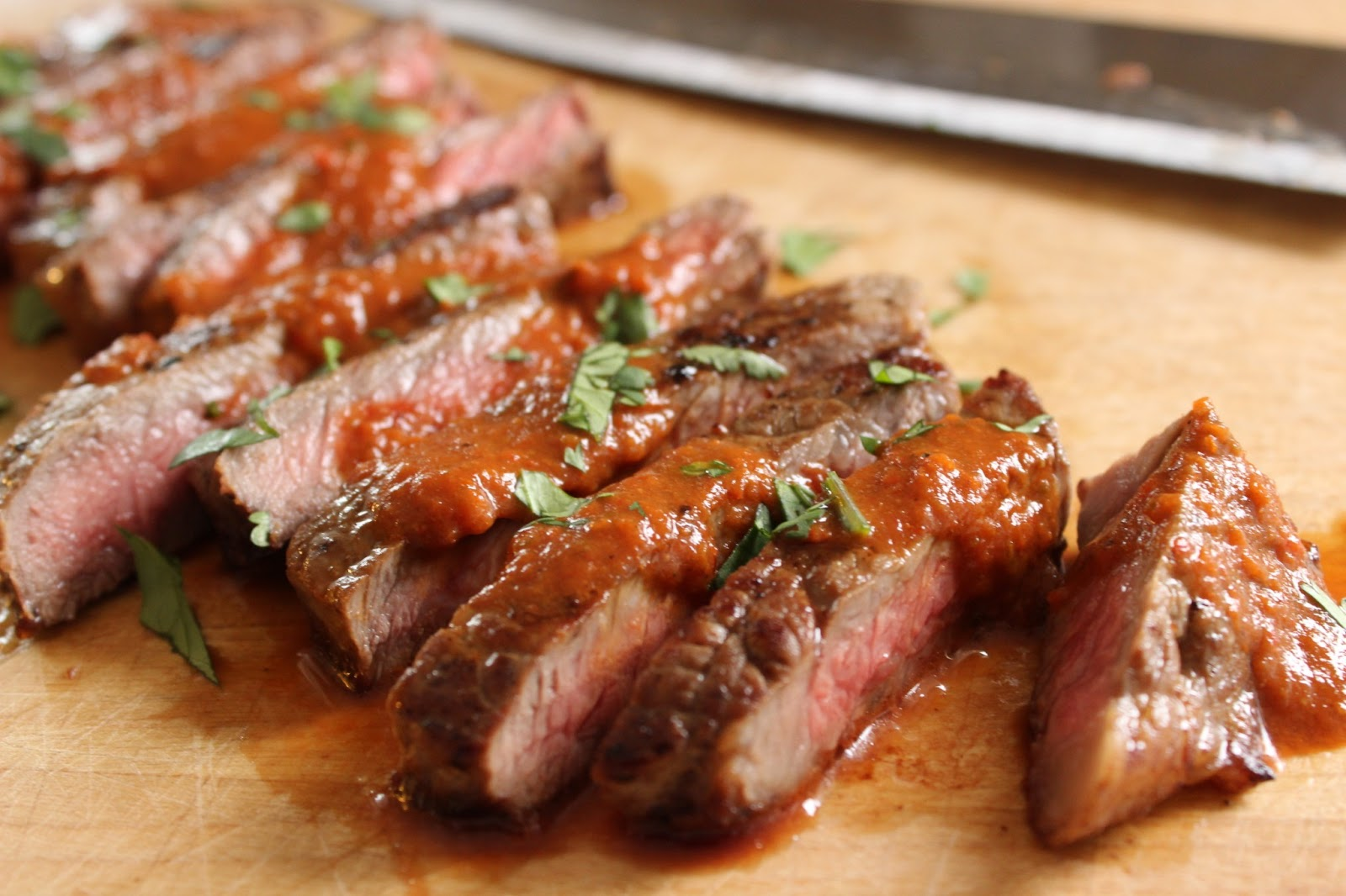 Charred Pepper Steak Sauce Recipe — Dishmaps