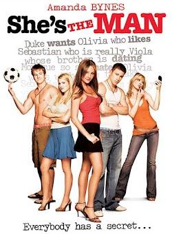 Cô Ấy Là Đàn Ông - She's The Man (2006) Poster