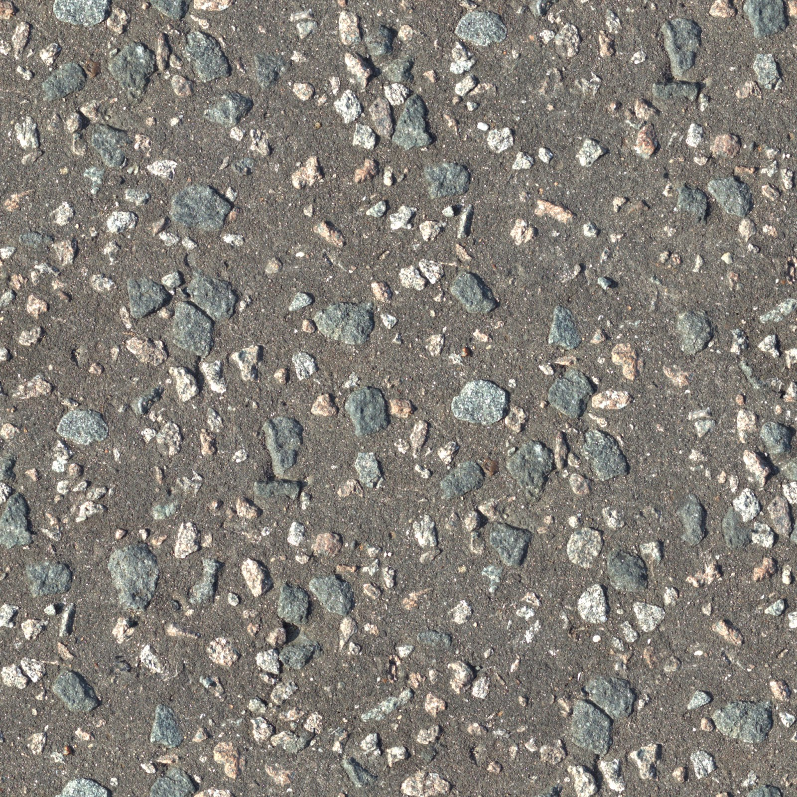 Concrete stone ground seamless texture 2048x2048