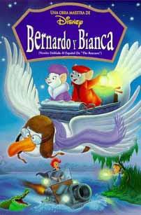 Baixar Filme Bernardo e Bianca   Dublado