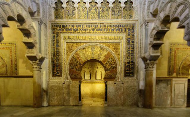 Arsitektur Islam di Cordoba Spanyol