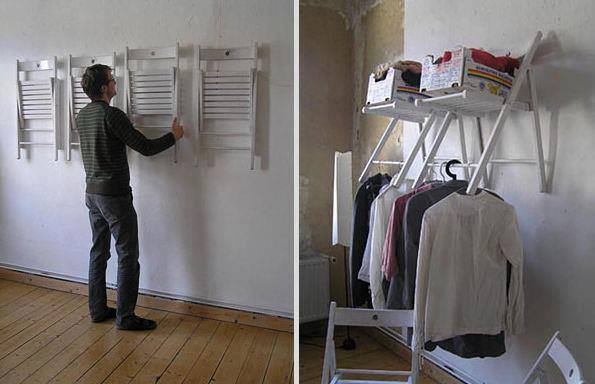 Ide Kreatif Perabot Sebagai Dekorasi Rumah Denga Ruangan Sempit